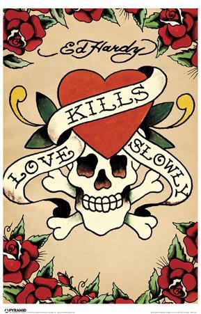 Ed Hardy - Love Kills Slowly