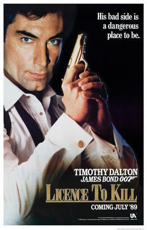James Bond - License to Kiil