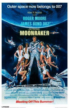 James Bond - Moonraker - Girls