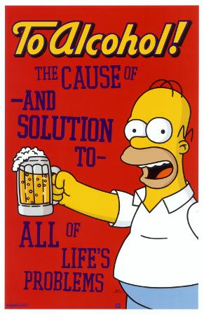 Simpsons - To Alcohol