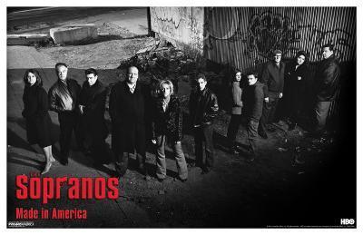 Sopranos - Alleyway