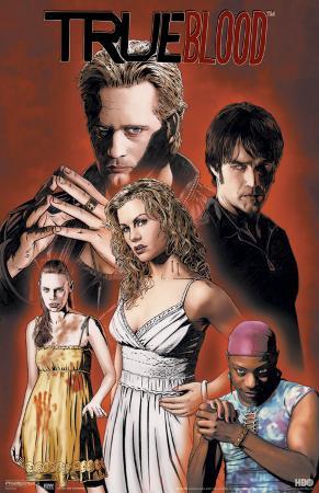 True Blood - Comic 1C