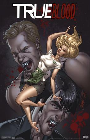 True Blood - Comic 2A