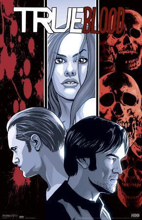 True Blood - Comic 4A