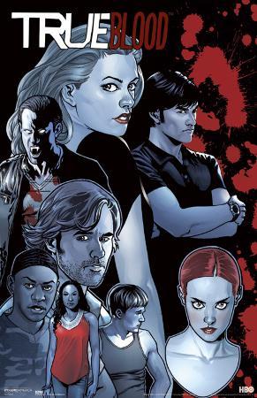 True Blood - Comic 6A