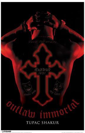 Tupac - Outlaw Immortal