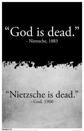 Nietzsche - God is Dead