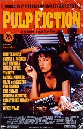 Pulp Fiction - Uma