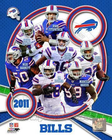 Buffalo Bills 2011 Team Composite