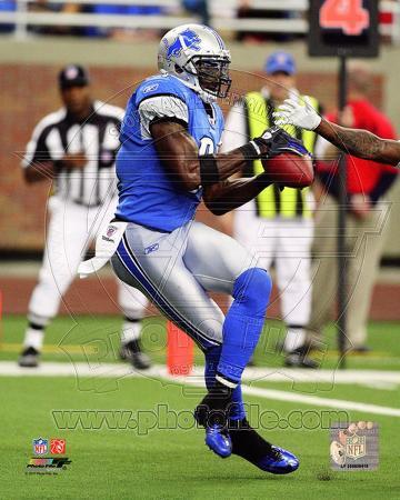 Calvin Johnson 2011 Action