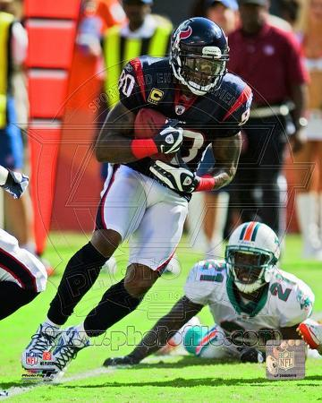 Andre Johnson 2011 Action