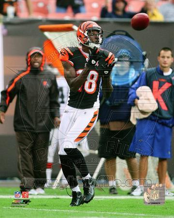 A.J. Green 2011 Action