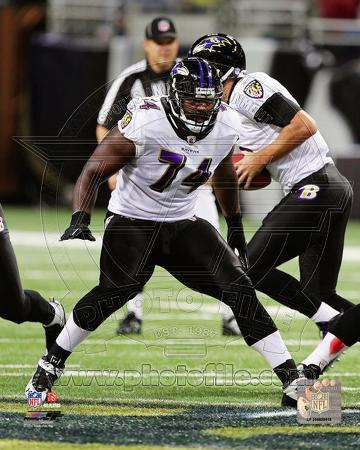 Michael Oher 2011 Action