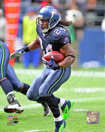 Marshawn Lynch 2011 Action
