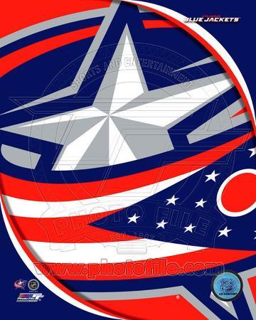 Columbus Blue Jackets 2011 Team Logo