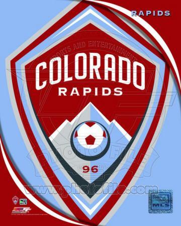 2011 Colorado Rapids Team Logo