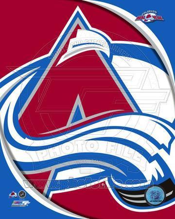 Colorado Avalanche 2011 Team Logo