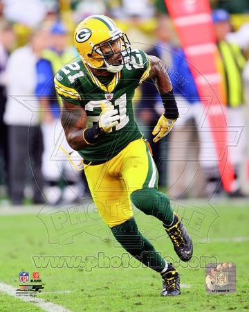 Charles Woodson 2011 Action