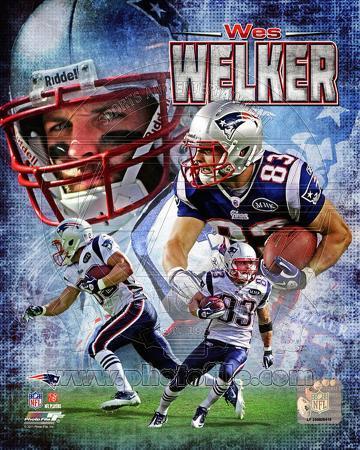 Wes Welker 2011 Portrait Plus