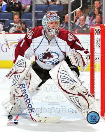 Semyon Varlamov 2011-12 Action
