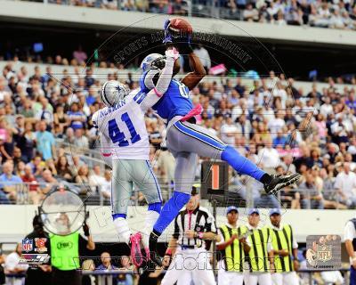 NFL Calvin Johnson 2011 Action