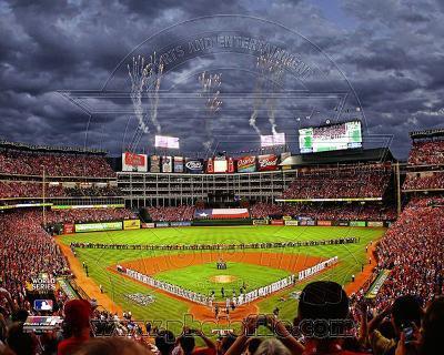 Rangers Ballpark in Arlington Game 3 of the 2011 MLB World Series (#11)