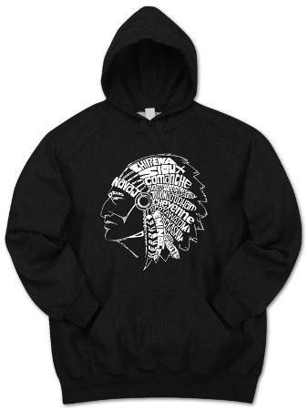 Hoodie: Native American Indian