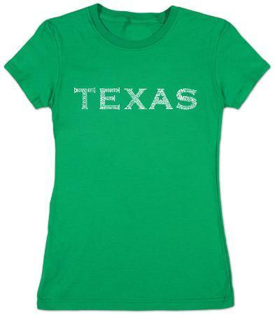 Women's: Texas Cities