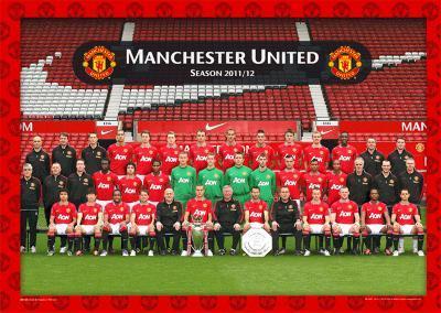 Manchester United-Team 2011/2012