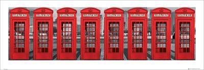 London-Telephone Boxes