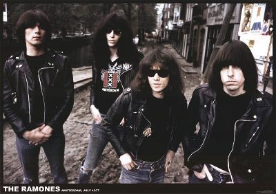 Ramones-Amsterdam 1977