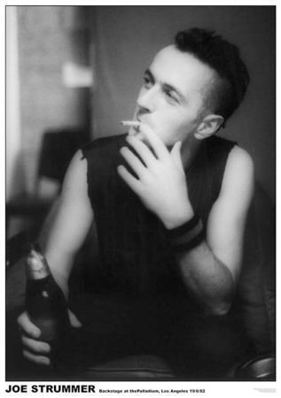 Joe Strummer-Paladium 82