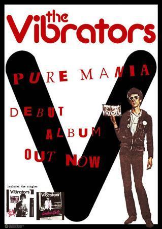 Vibrators-Pure Mania
