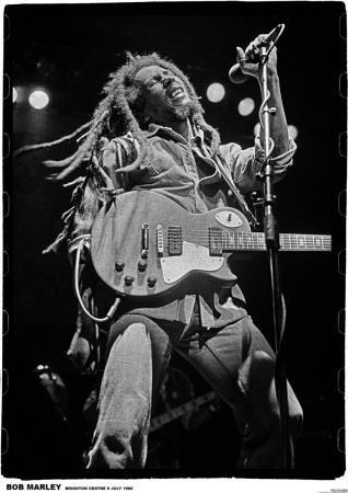 Bob Marley-Brighton 80