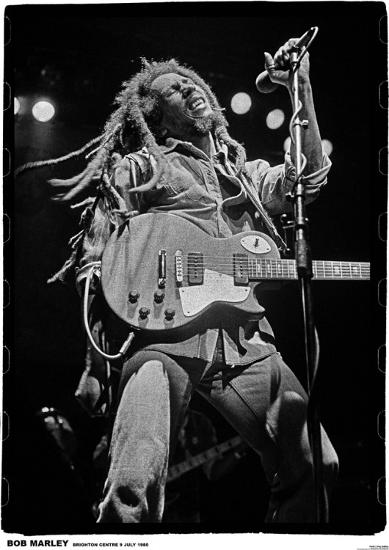 Bob Marley Brighton 80 Posters At AllPosters