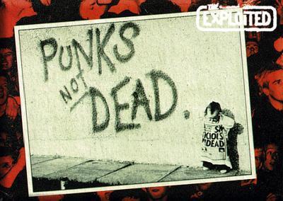 Exploited-Punks Not Dead