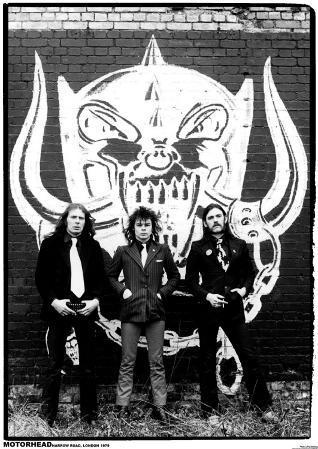 Motorhead-Harrow Rd 1979