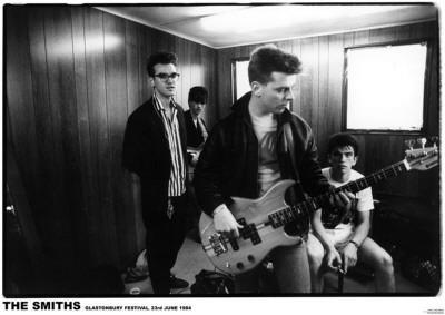 Smiths-Glastonbury 1984
