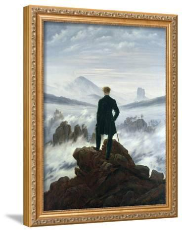 The Wanderer Above the Sea of Fog, 1818