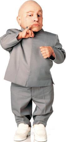 Mini Me II-Austin Powers III