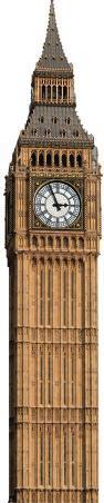 Big Ben Clock Tower Standup