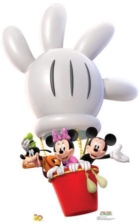 Mickey Balloon Ride