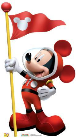 Mickey In Space