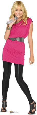 Hannah Montana - Pink Shirt