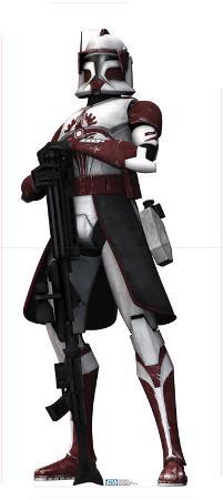 Commander Fox- Clone Trooper - Clone Wars