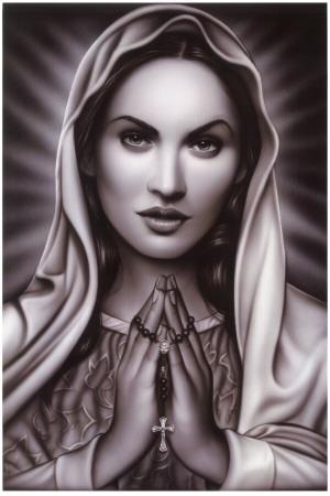 Praying Mary