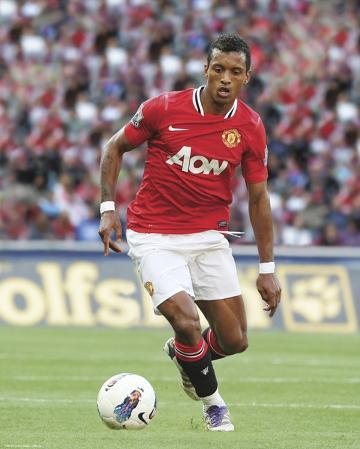 Manchester United-Nani