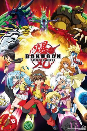 Bakugan - Manga