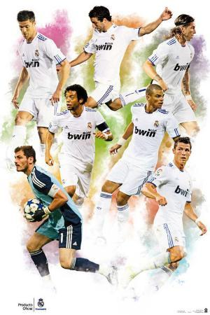 Real Madrid- Group
