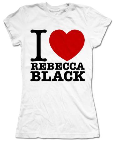 Juniors: Rebecca Black - I Love Rebecca